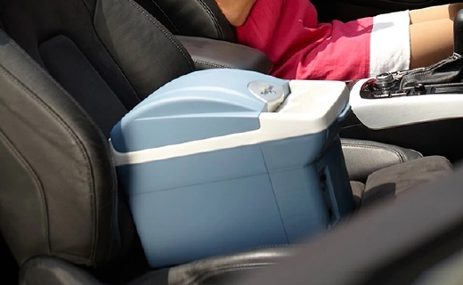 婷微CB-08B車載冰箱:9小時僅耗1度電,冷暖雙保溫全年都能用