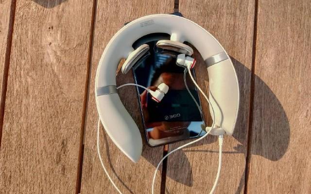 聽著音樂按著摩|機械師音樂護頸儀M-Care MN5評測