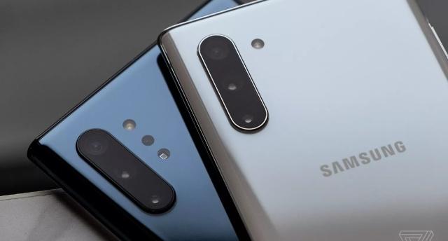 「新東西」5G雙旗艦!三星Galaxy Note 10系列正式發布