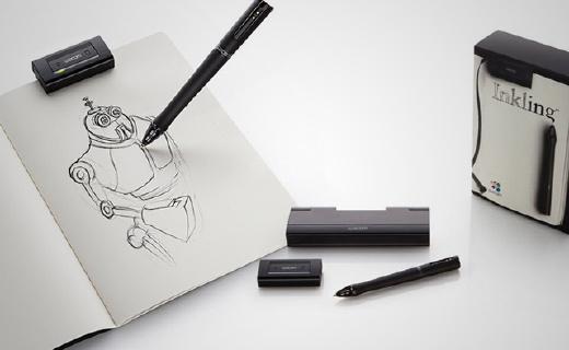 Wacom智能數位筆,沒有數位板也能畫畫