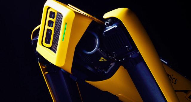 波士頓動力Spot機器狗開箱體驗:極客最愛的硬核黑科技