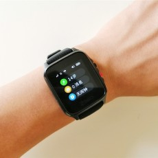 360健康手表实测:AI定位、双向通话、心率血压监测、后台监