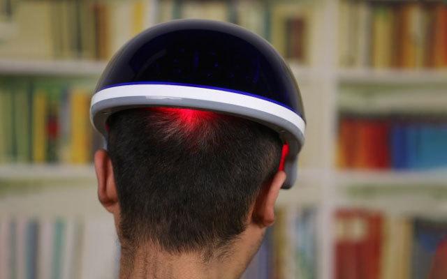 控油生发?#21019;?#21363;用,这头盔让我重回18岁 — SPARK 激光头盔体验