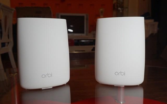 強到沒有墻-網件Orbi RBK50  路由器評測