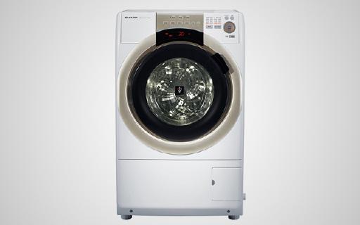 夏普洗烘一体洗衣机,洗得更干净除菌更健康