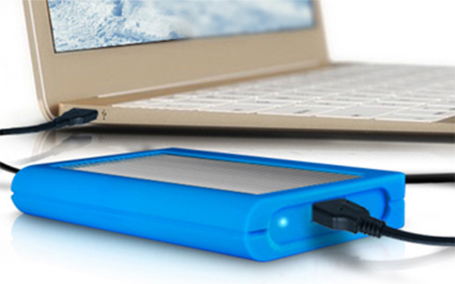 Caldigit加州數位 三防USB-C移動硬盤