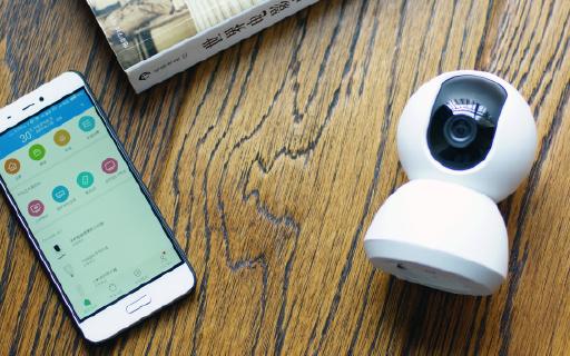 看家護院神器,360°視角偵測米家智能攝像機 | 視頻