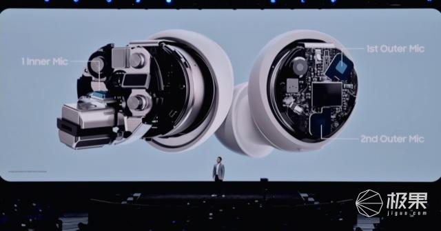 三星发布GalaxyBuds+真无线耳机:续航提升,支持iOS