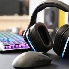 DTSX2.0全新體驗:羅技G933s無線游戲耳機開箱