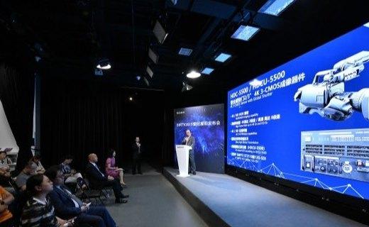 「新东西」大法来了!索尼将携4K万博体育app与8K新技术重磅亮相BIRTV2019