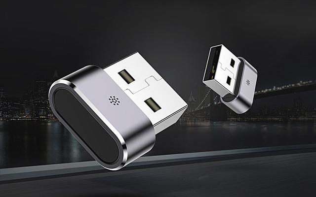 電腦USB智能指紋加密器