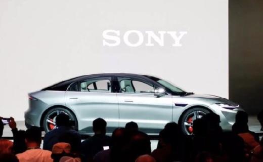 """「CES 2020」索尼造車了!渾身都是""""世界名牌"""",真能挑戰特斯拉嗎?"""