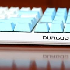 繼承中創新:杜伽K320w無線多模機械鍵盤開箱