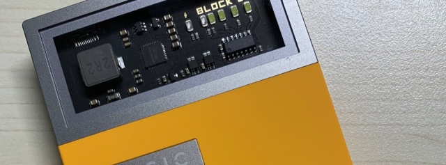 TEGIC BLOCK 01 冰格移动电源manbetx万博体育平台报告