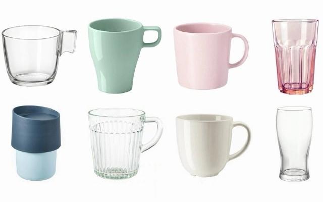 顏值與性價比并存!分享8款宜家 IKEA 10元以內的杯子
