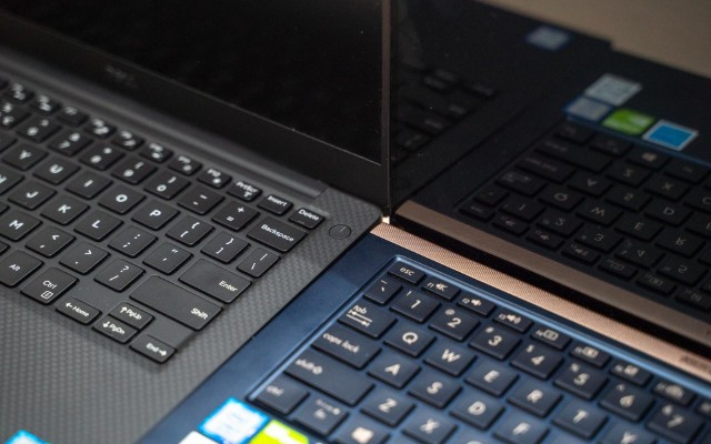 终端轻薄笔记本对比,华硕灵耀U VS DELL XPS