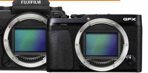 富士要推出1亿像素中画幅相机:单反瑟瑟发抖