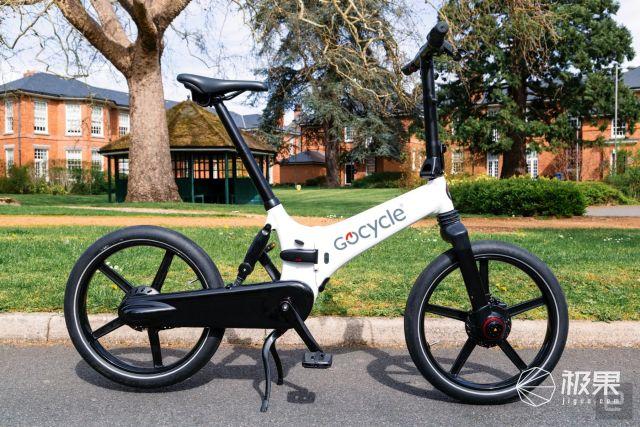 GocycleGX折叠自行车,续航可达60公里!