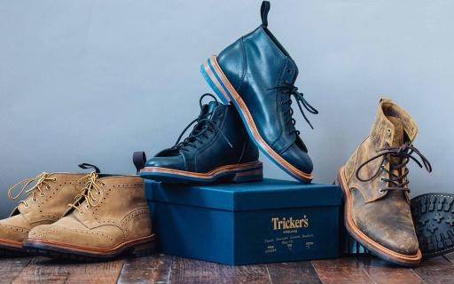 英倫靴子和機車廠的聯合,復古設計外觀硬朗