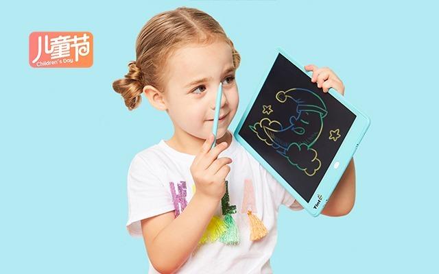 TintZone繪特美T2兒童彩色液晶手寫板