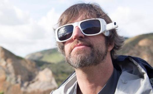 能錄像的智能眼鏡,1秒快速記錄精彩瞬間