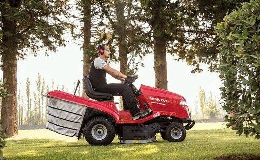 菜地狂飙!本田发布全球最快的……割草机??