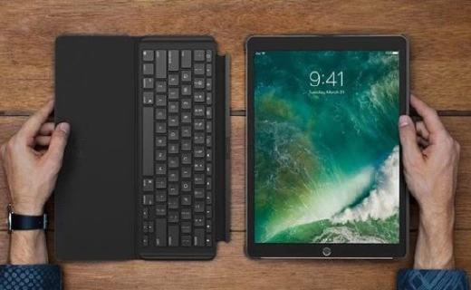 罗技Slim Combo保护?#33258;?#33529;果官网上线,可单独拆卸键盘!
