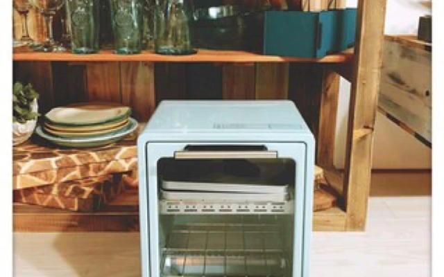 烤箱何必那么大  ——日本TOFFY 双层烤箱测评