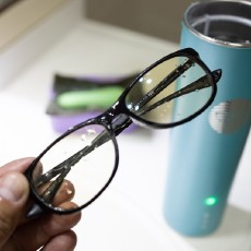 還我一個清晰的視界!體驗潔盟 · 視潔杯便攜式超聲波清洗器