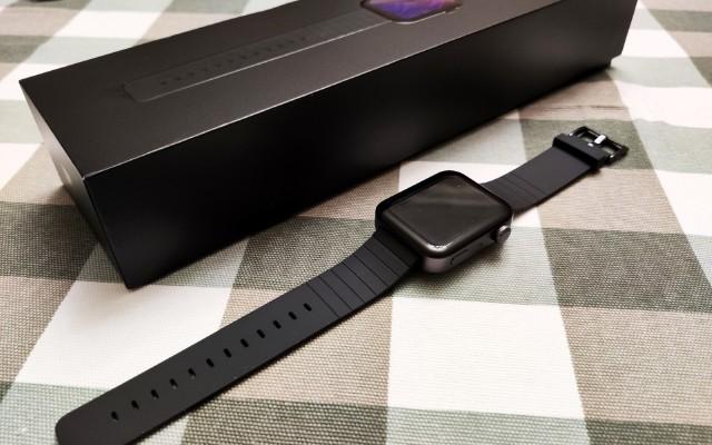 首批開放購買的小米手表開箱測評