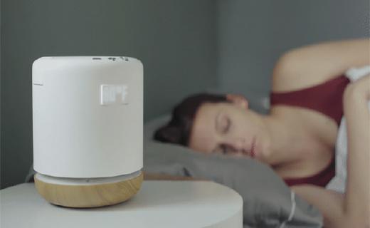 熬夜失眠焦虑?这款温度调节智能枕头拯救你!