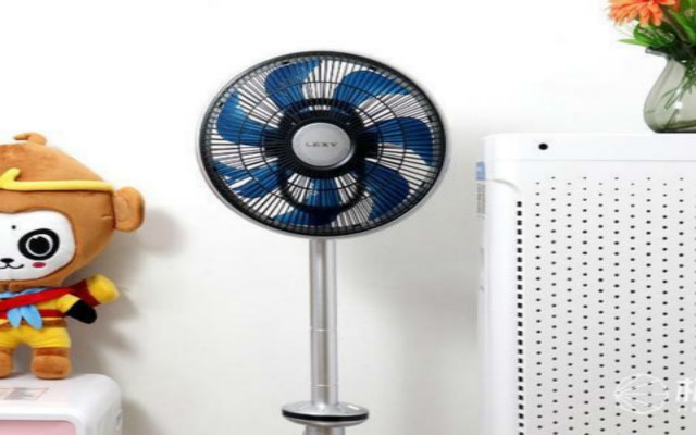 静心清凉风,告别空调病,莱克魔力风F501D智能空气调节扇测评