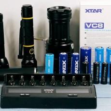 要痛快玩,得配XTAR愛克斯達VC8智能多功能8槽充電器才行
