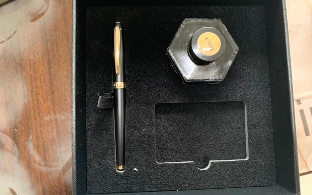 ipluso Mars系列 黑金鋼筆禮盒試用報告