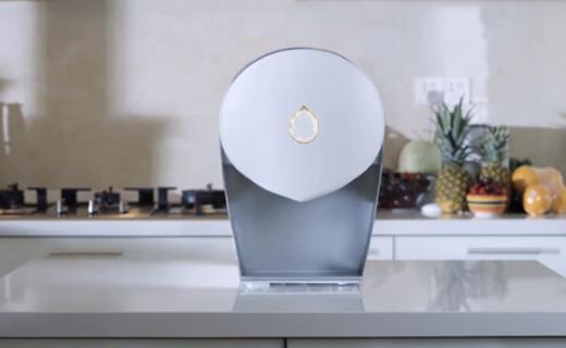 這個不用洗的榨汁機,竟然能產生8噸壓力