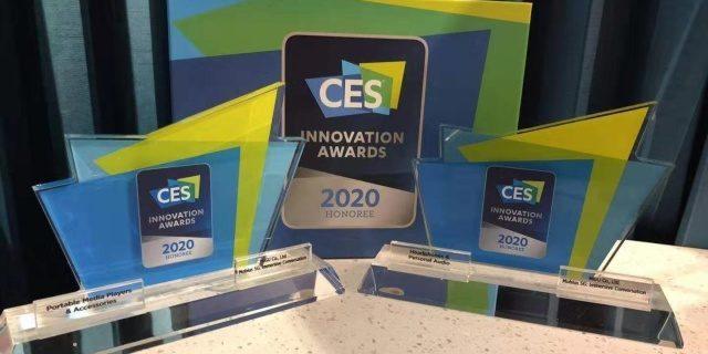 出道即C位!咪咕公司與科大訊飛的聯合新品智能筆記本獲CES2020創新大獎
