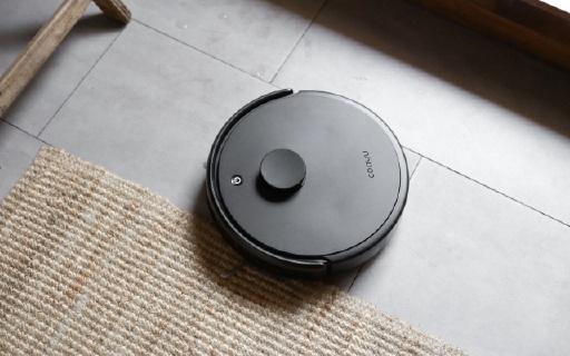 """「體驗」炫酷小黑""""俠"""":科語掃地機器人,我的家用掃地俠!"""