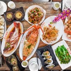"""三亞必吃美食三--吃海鮮""""鮮""""去阿浪,2020三亞熱門餐廳"""