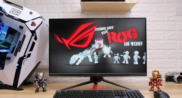 能超频的显示器是什么万博体育max下载?ROG STRIX XG279Q电竞显示器