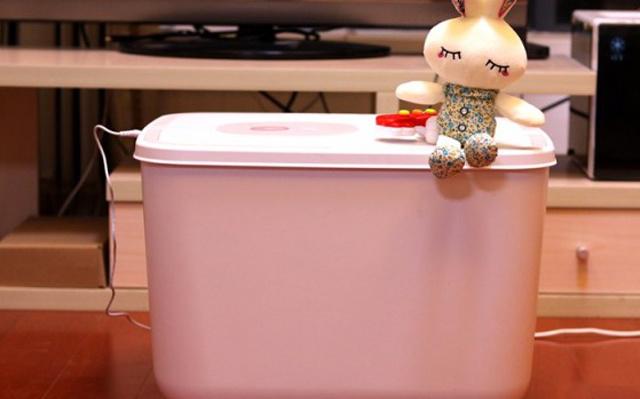 "有這個""收納箱"",再不用把玩具放鍋里""煮""了 — aller等離子除菌收納箱體驗"