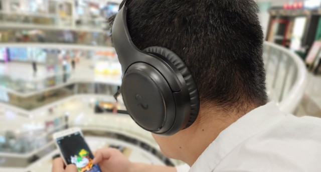 """专注降噪,纯""""静""""音乐享受   Taotronics蓝牙降噪耳机"""