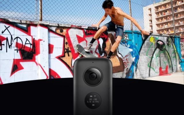 Insta360 ONE X 運動相機