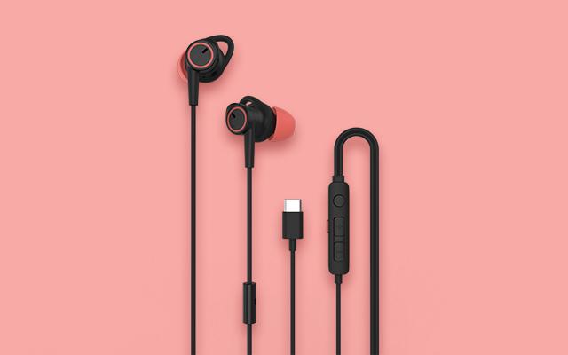 dyplay Type-C有線降噪耳機