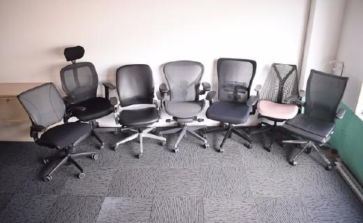 大神之選:教你買到舒適度最高的人體工學椅