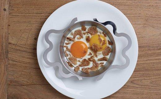 意大利设计泰斗重新定义煎锅,煎个蛋也要完美!