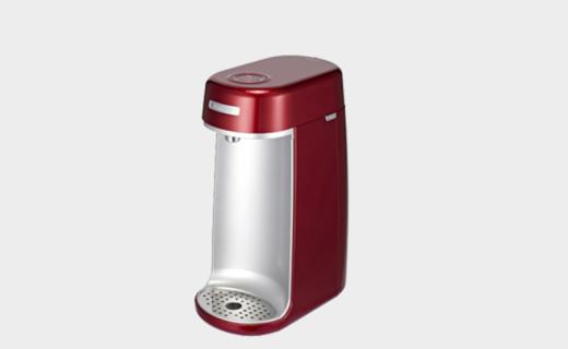 碧捷凈水器:7重超濾出水直飲,每一口都是好水