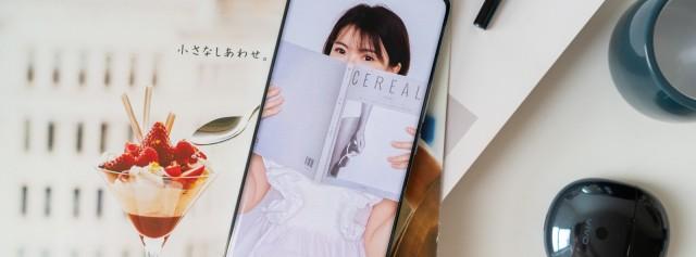 時尚博主的高顏值新機:專業人像鏡頭,唯美日系雜志大片輕松拍!