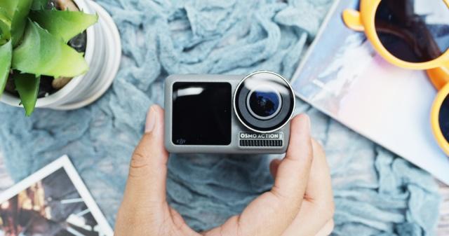 「体验」Osmo Action灵眸运动相机:运动相机的一大步