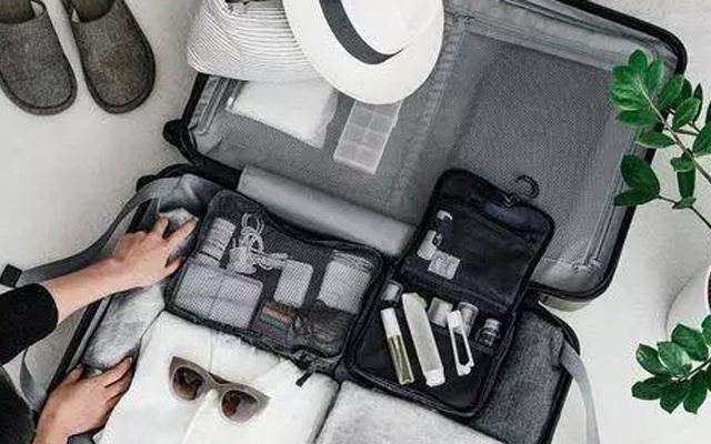 外出旅行不必大包小包!學會這幾招,分分鐘拯救你爆炸的行李箱