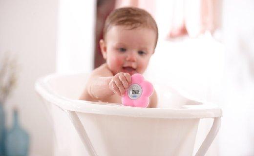 新安怡SCH550/21溫度計:浮在水中的溫度計,還能當玩具